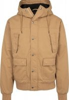 Warm cotton jacket with hood 9