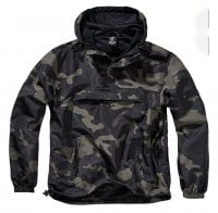 Wind jacket unlined camouflage