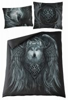 Wolf spirit bedset double 200x200 1