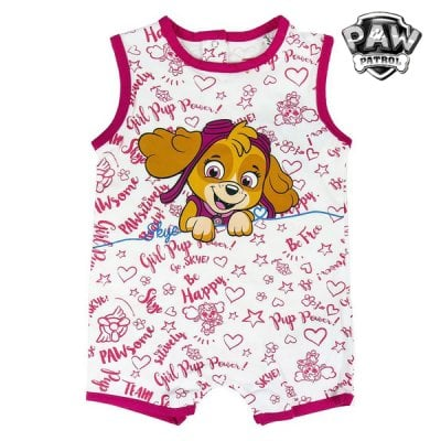 Baby's Sleeveless Romper Suit The Paw Patrol 74445