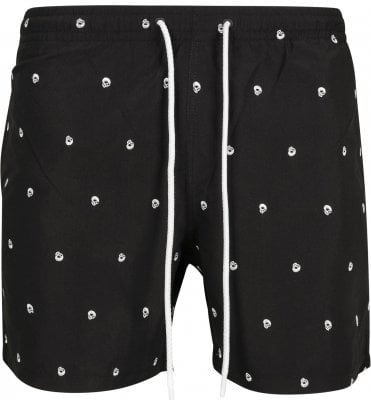 Swimshorts with skulls 1