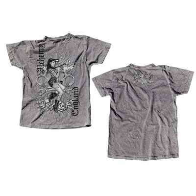 Alchemy Bare knuckle Betty t-shirt