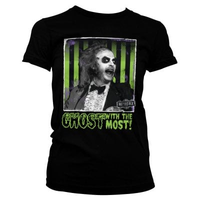 Beetlejuice - Ghost with the most T-shirt girly