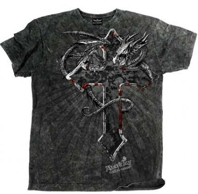 Black Mass Alchemy t-shirt
