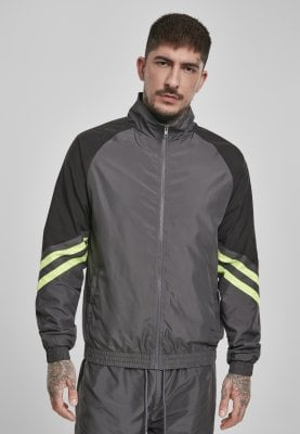 Gray sports jacket men 1