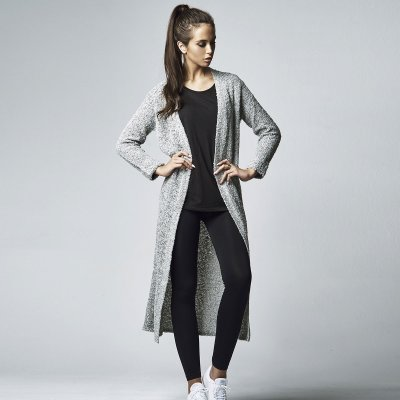 Boucle Cardigan modell