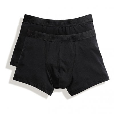 Classic Shorty Boxershorts 2-pack 1