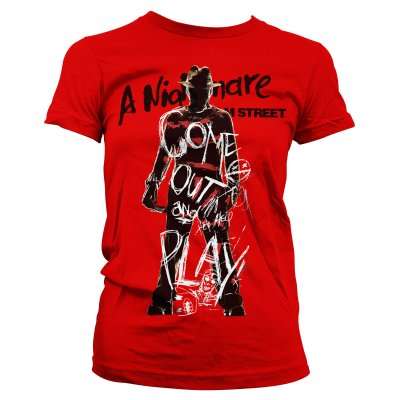 Come Out And Play tjej t-shirt
