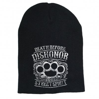 Death Before Dishonor Beanie