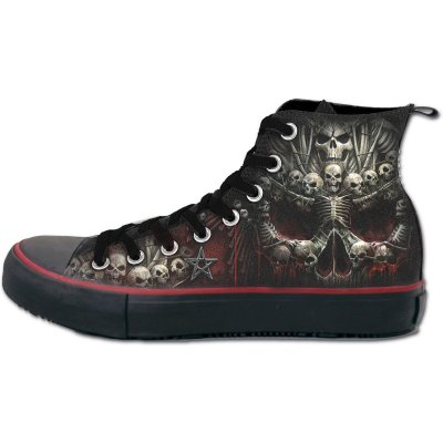 Death Bones sneakers herr