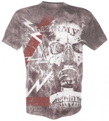 Death mask t-shirt
