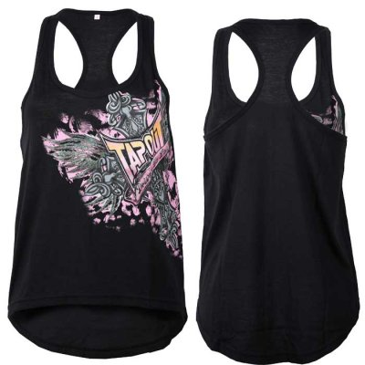 Dont cross tanktop Tapout