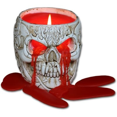 Skullcandle with scent