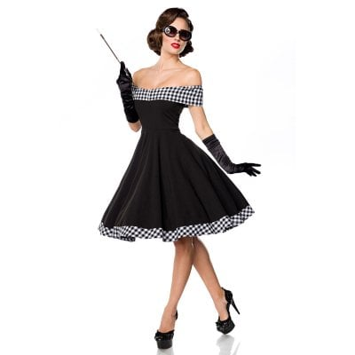 Elegant retro dress 1