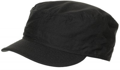 Single colored army cap