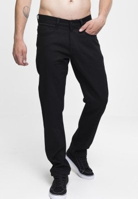 Relaxed 5 Pocket Jeans black