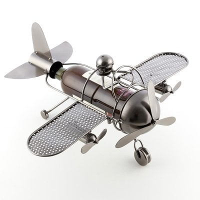 Aviator Metal Wine Rack  1
