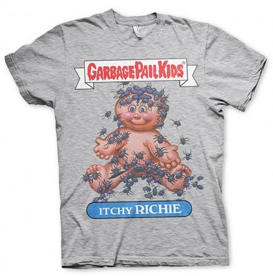 Garbage Pail Kids T-Shirt Itchy Richie 1