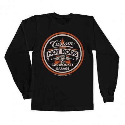 Gas Monkey Garage Custom Hot Rods longsleeve