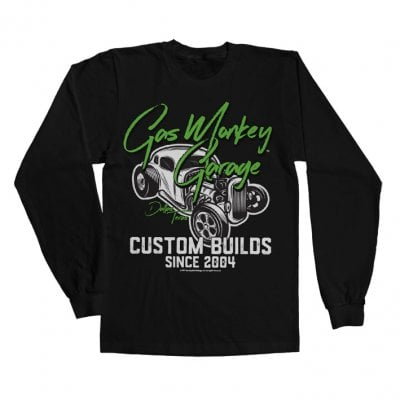 Gas Monkey Garage custom neon longsleeve
