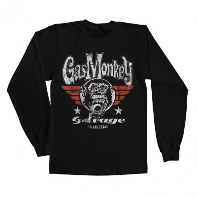 Gas Monkey Garage Flying High longsleeve