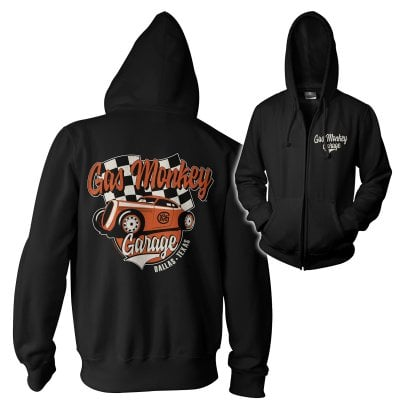 Gas Monkey Garage racing ziphoodie 1