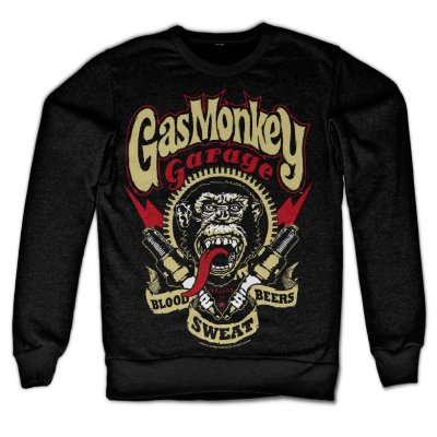 Gas Monkey Garage - Spark Plugs sweatshirt