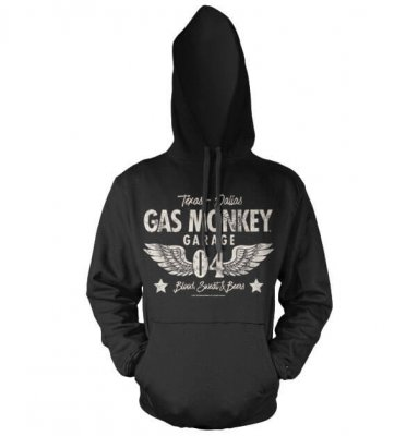 Gas Monkey Garage 04-WINGS hoodie