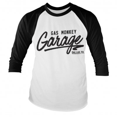 GMG Baseball Long Sleeve Tee