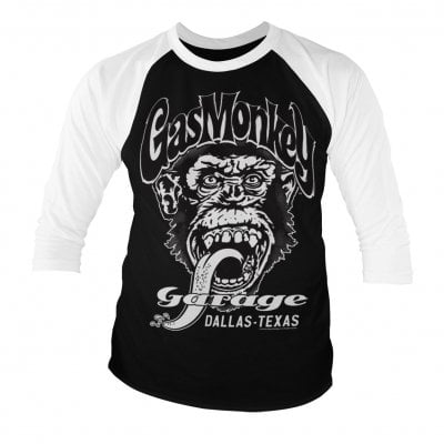 GMG 3/4 Baseball Longsleeve - Dallas, Texas