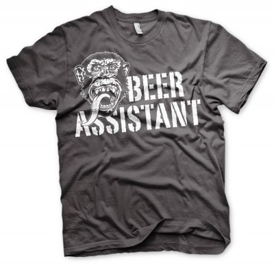 GMG - Beer Assistant t-shirt 1