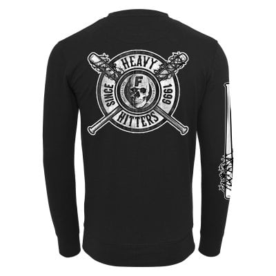 Heavy Hitters Sweatshirt back