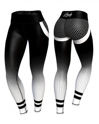 Hexago training tights