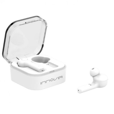 Bluetooth Headphones Innova AUR-20 White