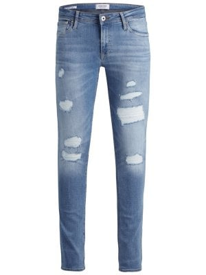 Jeans with holes men 1