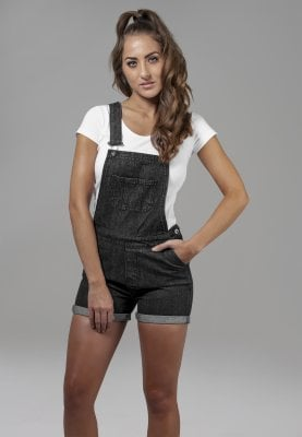 Jeans shorts lady Dungaree