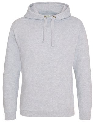 Lightgrey hoodie without boot trouser pocket