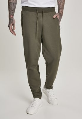 Military style jogger trousers