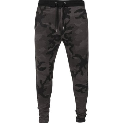 Jogging pants camouflage mens 1