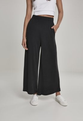 Short wide pants