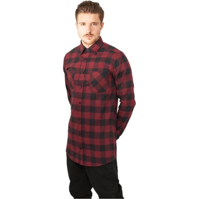 Lång Flanellskjorta - Shirts - Mens - Oddsailor.com dfe437b3d794a