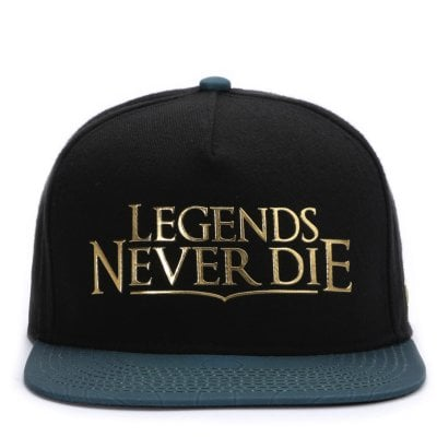 Legends Never Die cap 1
