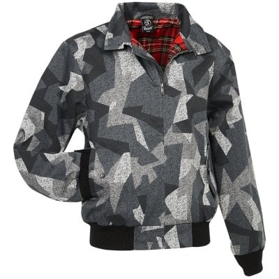 Lord Canterbury Jacket Night Camo