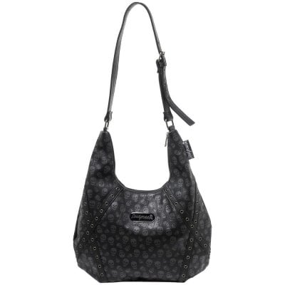Lust For Skull Hobo Bag