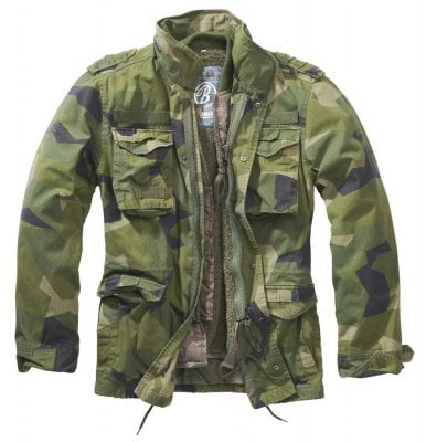 M-65 Giant jacket in M90 camo