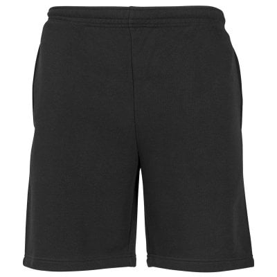 Basic Terry Shorts black front