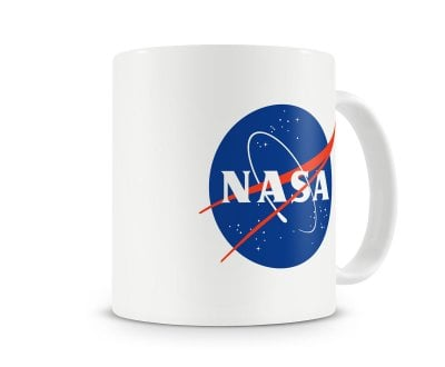 NASA Coffee Mug 1