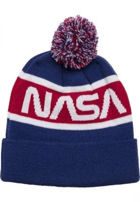 NASA beanie knitted 1