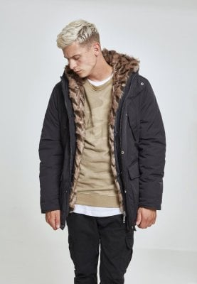 Parka with fur men 1