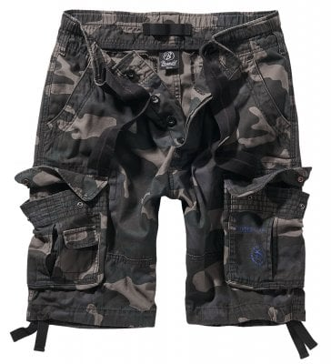 Pure Vintage Shorts darkcamo